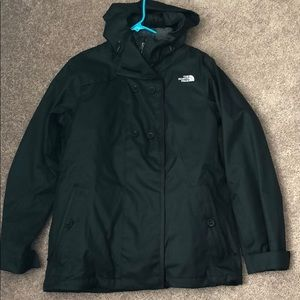 North Face 2 in 1 Winter Coat